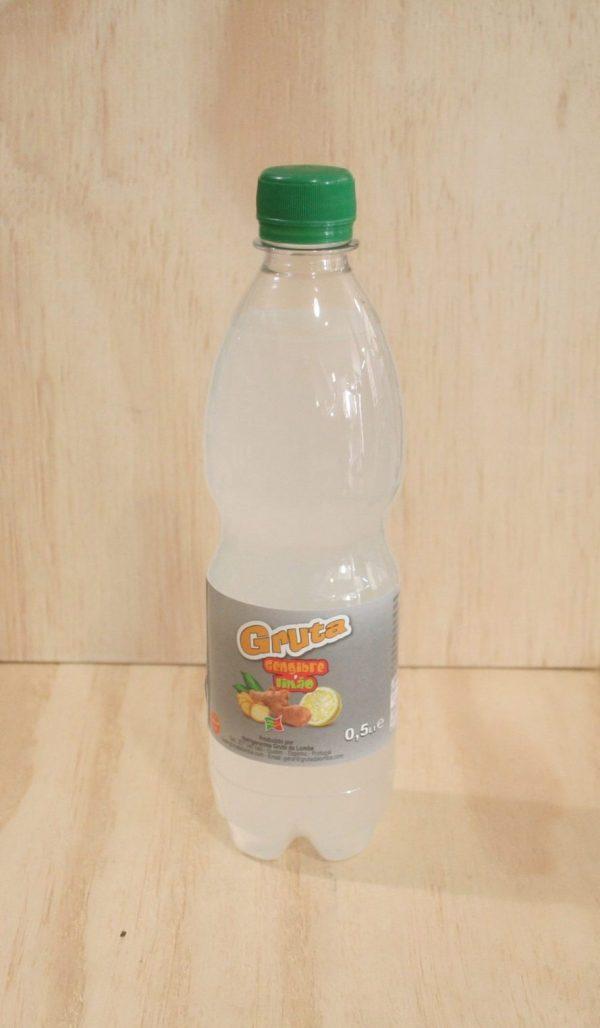 Gruta Gengibre Limão 0.50l