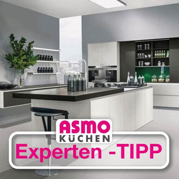 Experten-Tipp Grifflose Küche