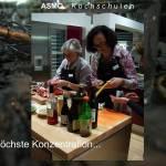 Impressionen aus unserer cooking lounge