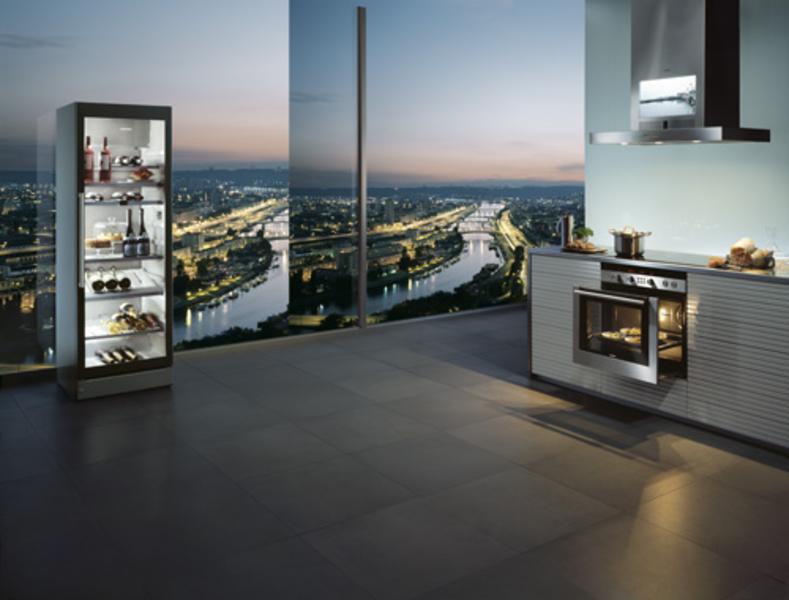 Multimedia meets kitchen