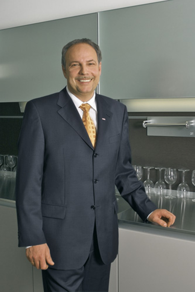 Robert Huber Geschäftsführer der ASMO Küchen GmbH