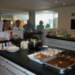 Impressionen der Kochvorführung vom 04. Juni 2011