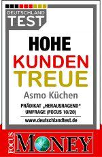 Focus Money Hohe Kundentreue Prädikat Herausragend