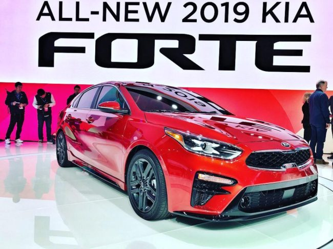 Kia has dominated the auto shows, including the Detroit Auto Show, over the past couple of years.