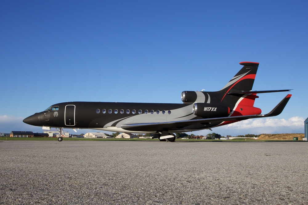 2012 Falcon 7X 162 N17XX For Sale Specs Price