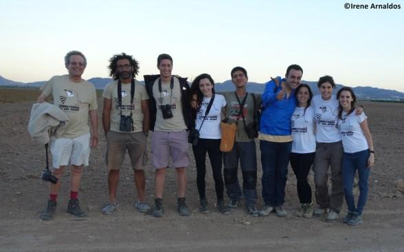 Voluntarios del Proyecto
