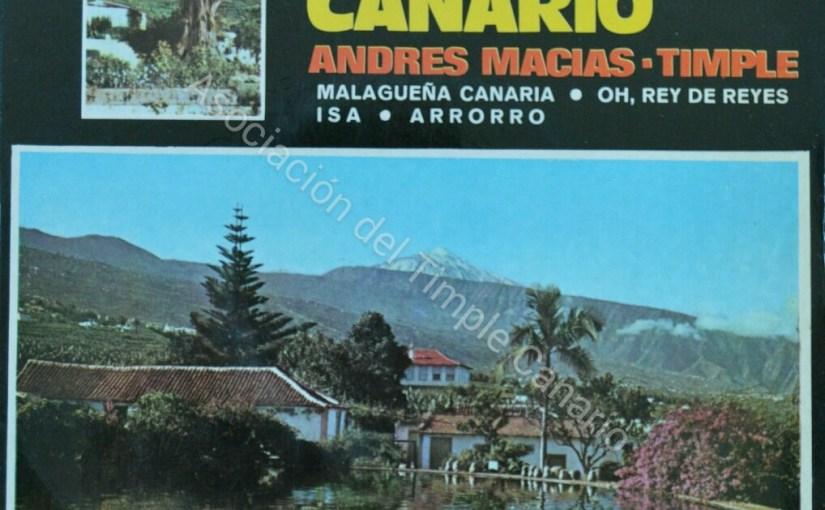 Magia del Timple Canario. Andrés Macías.