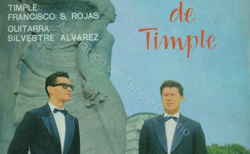 Concierto de Timple. Francisco Sarmiento Rojas