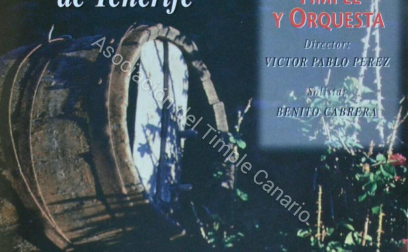 Timple y Orquesta (Benito Cabrera, Orquesta Sinfónica de Tenerife)