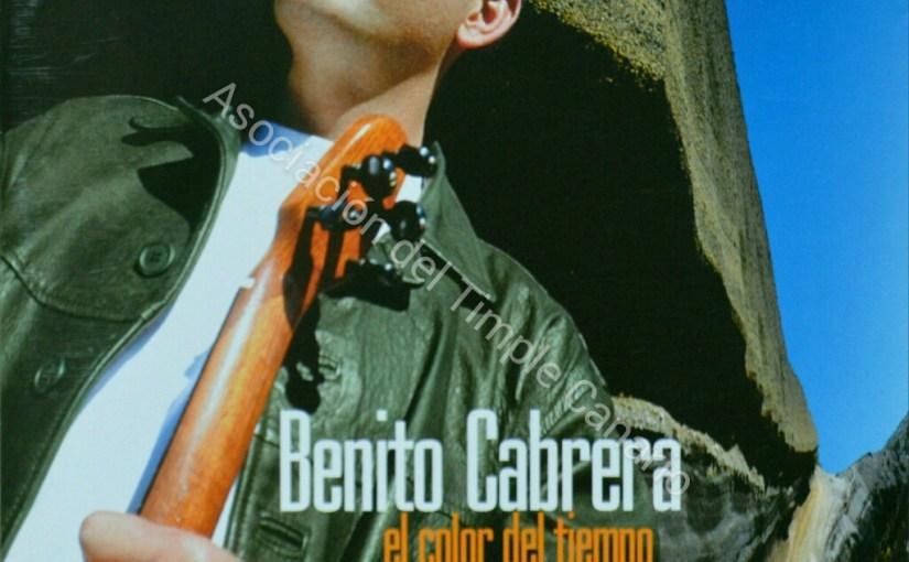 El color del Tiempo (Benito Cabrera)