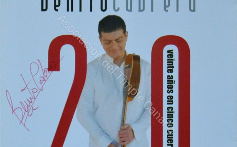 20 años en cinco cuerdas (Benito Cabrera)