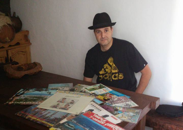 Discografía del Timple: Por Daniel Morales Pérez.