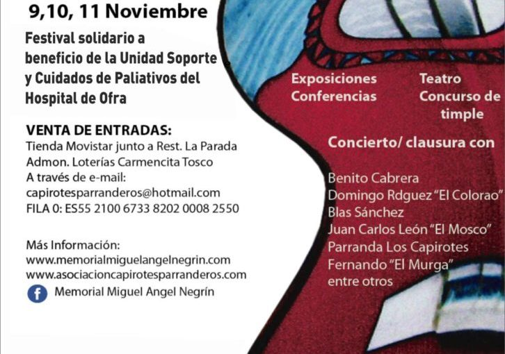 Presentación de La Asociación del Timple Canario en Tenerife.