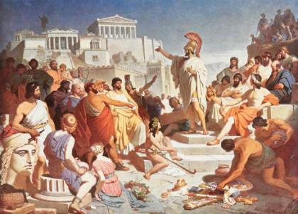 Resultado de imagen de enseñanza del griego en bachillerato