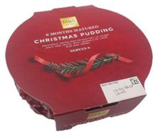 Marks & Spencers 6 Months Matured Christmas Pudding - 2lb