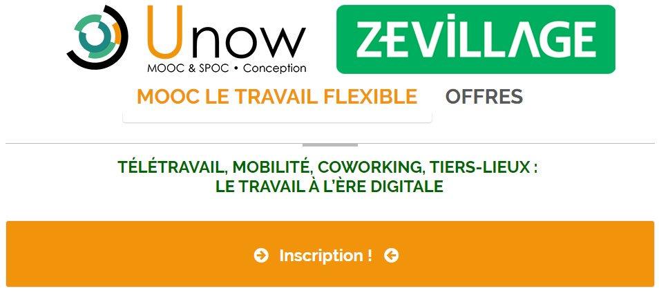 MOOC Travail flexible