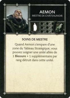 Aemon - Mestre De Châteaunoir (Verso) FR