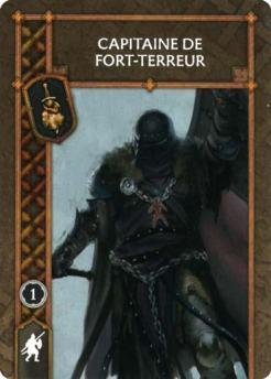 Capitaine de Fort-Terreur (Recto) FR