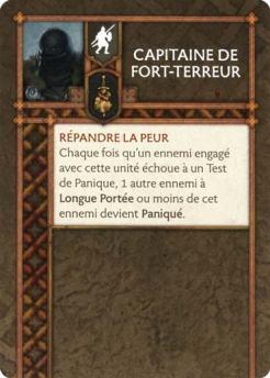 Capitaine de Fort-Terreur (Verso) FR