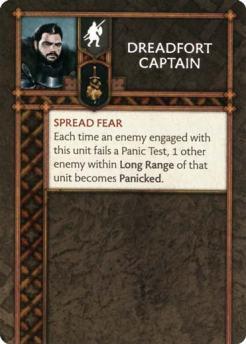 Dreadfort Captain (Verso) US Alt
