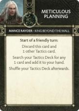 Mance Rayder - King Beyond The Wall - Meticulous Planning