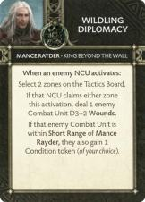 Mance Rayder - King Beyond The Wall - Wilding Diplomacy