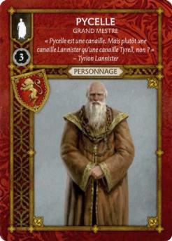 Pycelle - Grand Mestre (Recto) FR