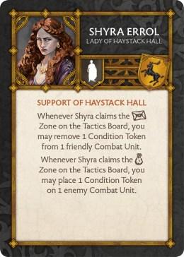 Shyra Errol - Lady of Haystack Hall (Verso) US