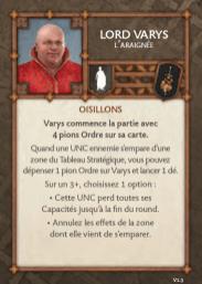 Lord Varys L'Araignée 1.3 FR