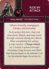 Khal Drogo - The Great Khal - Ride-By-Attack