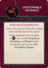 Targaryen - Unstoppable Advance