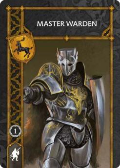 Master Warden (Recto) US