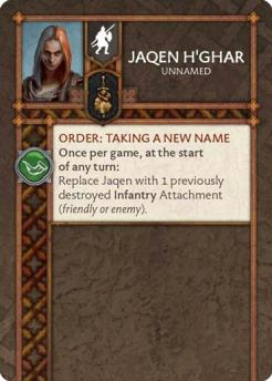 Jaqen H'Ghar - Unnamed (Verso) US
