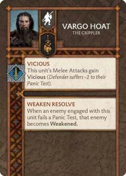Vargo Hoat - the Crippler (Verso) US