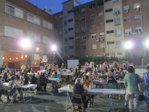 IV Verbena Solidaria en AS Granada