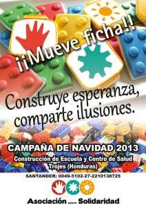 Cartel Campaña Navidad AS 2013