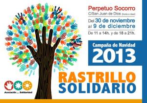 Rastrillo Solidario Granada