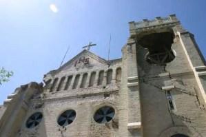 Parroquia San Gerardo en Puerto Príncipe (Haití)