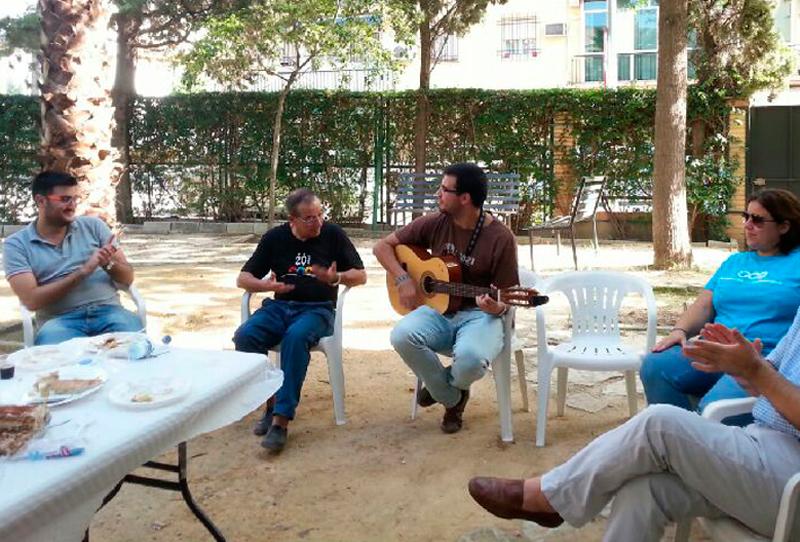 Encuentro de Voluntarios 2014 en Sevilla