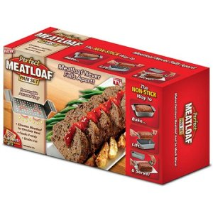 As Seen on TV Perfect Meatloaf Pan