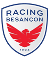 Logo du club de football du Racing Besançon