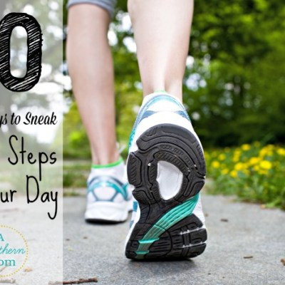 10 Simple & Genius Ways to Sneak 10,000 Steps Into Your Day