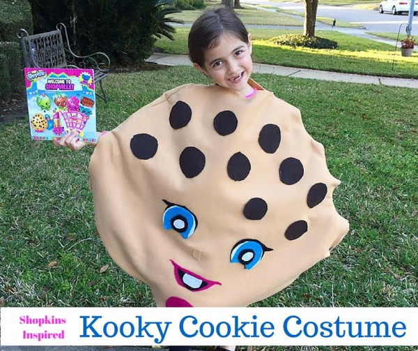 Kooky Cookie Costume
