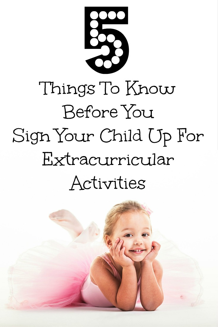 Extracurricular Activities Pinterest