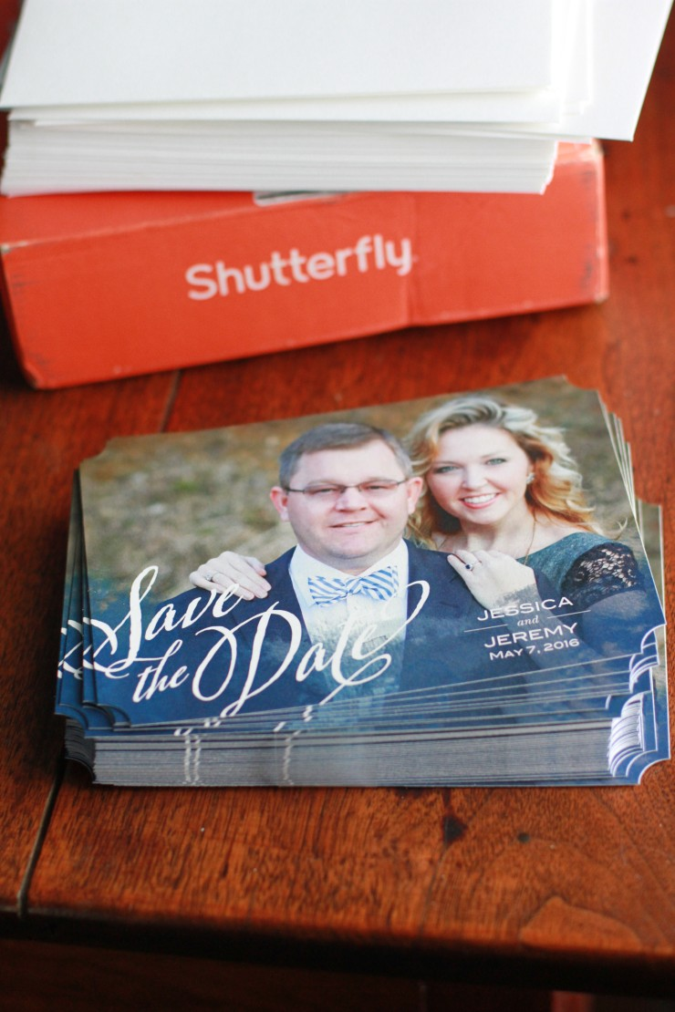 shutterfly save the date cards