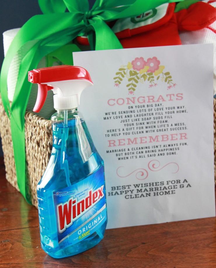 gift basket ideas for newlyweds