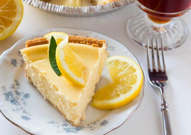 meal plan monday lemon pie
