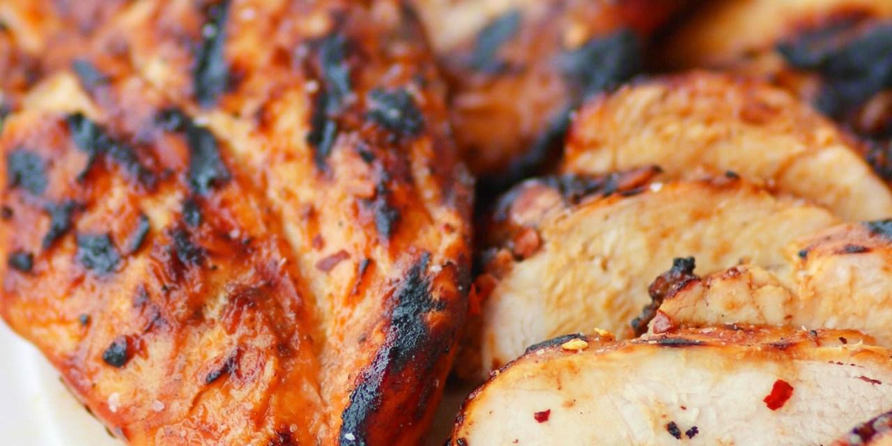Sweet Heat BBQ Chicken