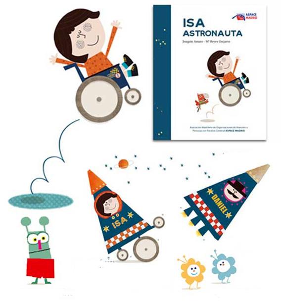 Libro Isa Astroauta
