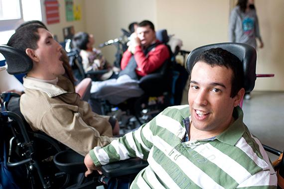 Quiénes somos. Asociación personas con parálisis cerebral